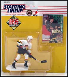 1995 Hockey Pavel Bure Starting Lineup Picture