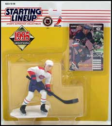 1995 Hockey Pierre Turgeon Starting Lineup Picture