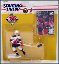 1995 Hockey Scott Stevens Starting Lineup Picture