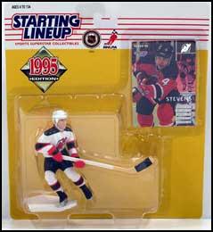 Scott Stevens 1995 Hockey SLU Figure