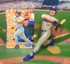1996 Baseball Mike Piazza Starting Lineup Picture
