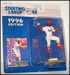 1996 Baseball Ozzie Smith Starting Lineup Picture
