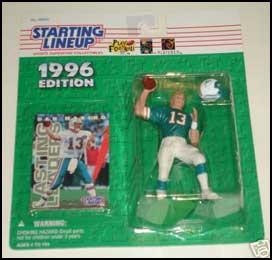 1996 Football Dan Marino Starting Lineup Picture