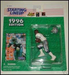 1996 Football Emmitt Smith Starting Lineup Picture
