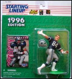 1996 Football Jay Novacek Starting Lineup Picture