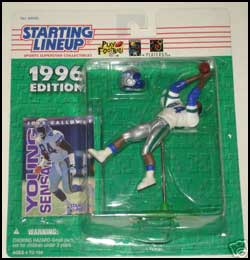 1996 Football Joey Galloway Starting Lineup Picture