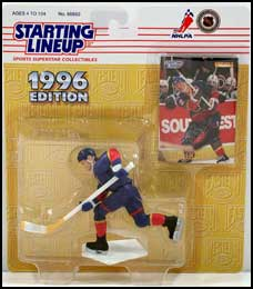 1996 Hockey Al Macinnis Starting Lineup Picture