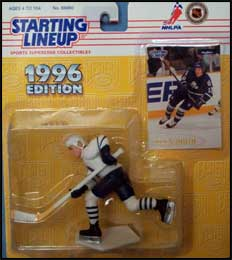1996 Hockey Mats Sundin Starting Lineup Picture