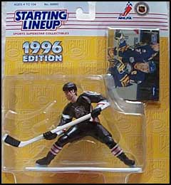 1996 Hockey Pat LaFontaine Starting Lineup Picture