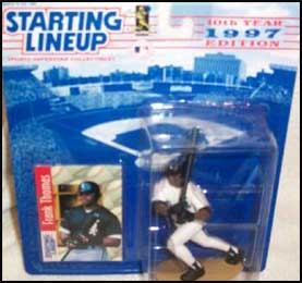 1997 Baseball Frank Thomas Starting Lineup Picture
