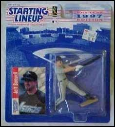 1997 Baseball Jeff Bagwell Starting Lineup Picture