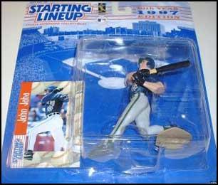 1997 Baseball John Jaha Starting Lineup Picture