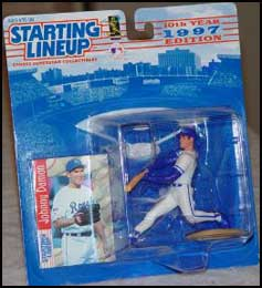1997 Baseball Johnny Damon Starting Lineup Picture