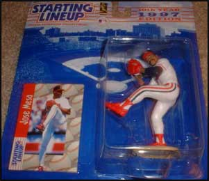 Jose Mesa 1997 Baseball SLU Figure