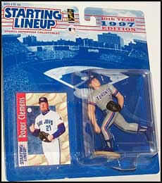 1997 Baseball Roger Clemens Starting Lineup Picture