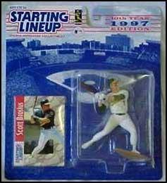 1997 Baseball Scott Brosius Starting Lineup Picture