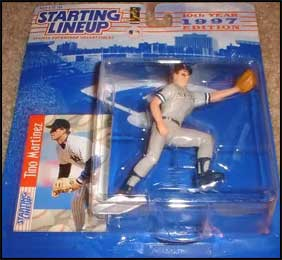 1997 Baseball Tino Martinez Starting Lineup Picture