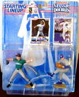 1997 Classic Doubles Randy Johnson / Nolan Ryan Starting Lineup Picture