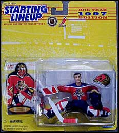 1997 Hockey John Vanbiesbrouck Starting Lineup Picture