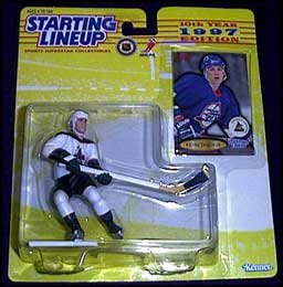 1997 Hockey Keith Tkachuk Starting Lineup Picture