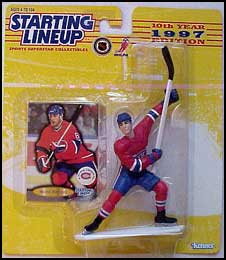 Mark Recchi 1997 Hockey SLU Figure