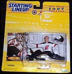 1997 Hockey Martin Brodeur Starting Lineup Picture