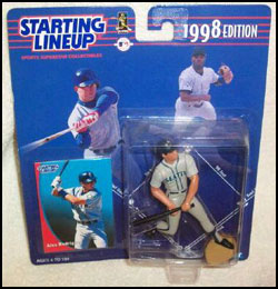 1998 Baseball Alex Rodriguez Starting Lineup Picture