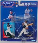 1998 Baseball Bernie Williams Starting Lineup Picture
