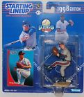 1998 Baseball Extended Greg Maddux Starting Lineup Picture