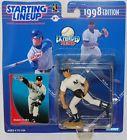 1998 Baseball Extended Hideki Irabu Starting Lineup Picture