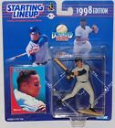 1998 Baseball Extended Moises Alou Starting Lineup Picture