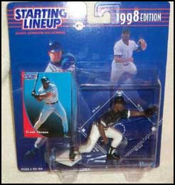 1998 Baseball Frank Thomas Starting Lineup Picture