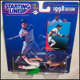 1998 Baseball Nomar Garciaparra Starting Lineup Picture
