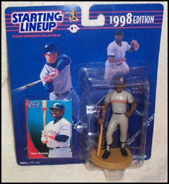 1998 Baseball Tony Gwynn Starting Lineup Picture