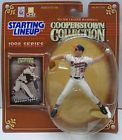 1998 Cooperstown Warren Spahn Starting Lineup Picture
