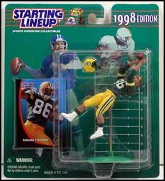 1998 Football Antonio Freeman Starting Lineup Picture