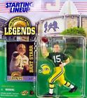 1998 Hall Of Fame Bart Starr Starting Lineup Picture