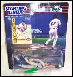Edgardo Alfonzo 1999 Baseball SLU Figure