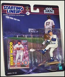 1999 Baseball Kerry Wood Starting Lineup Picture