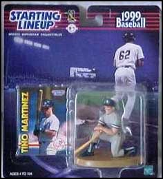 1999 Baseball Tino Martinez Starting Lineup Picture