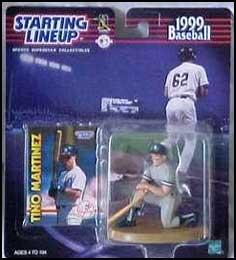 1999 Baseball Tino Martinez Starting Lineup Picture