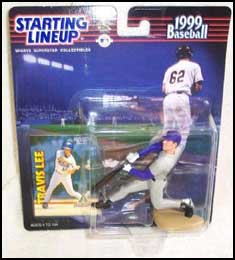 Travis Lee 1999 Baseball SLU Figure