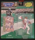 1999 Football Eddie George (Oilers) Starting Lineup Picture