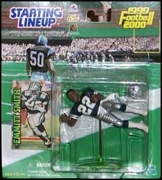 1999 Football Emmitt Smith Starting Lineup Picture