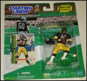 1999 Football Kordell Stewart Starting Lineup Picture