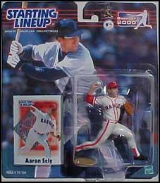Aaron Sele 2000 Baseball SLU Figure