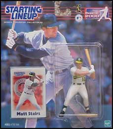 2000 Baseball Matt Stairs Starting Lineup Picture
