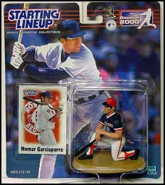 2000 Baseball Nomar Garciaparra Starting Lineup Picture