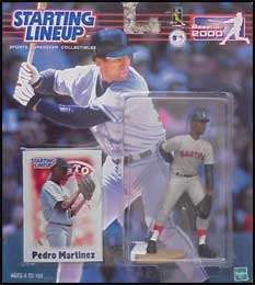 2000 Baseball Pedro Martinez Starting Lineup Picture