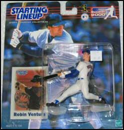 2000 Baseball Robin Ventura Starting Lineup Picture